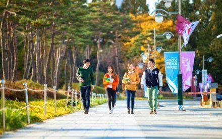 Danh sách các trường đại học Hàn Quốc có visa thẳng mới nhất